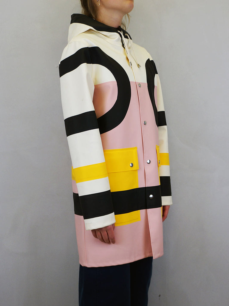 Stutterheim x Vibskov Colourblock