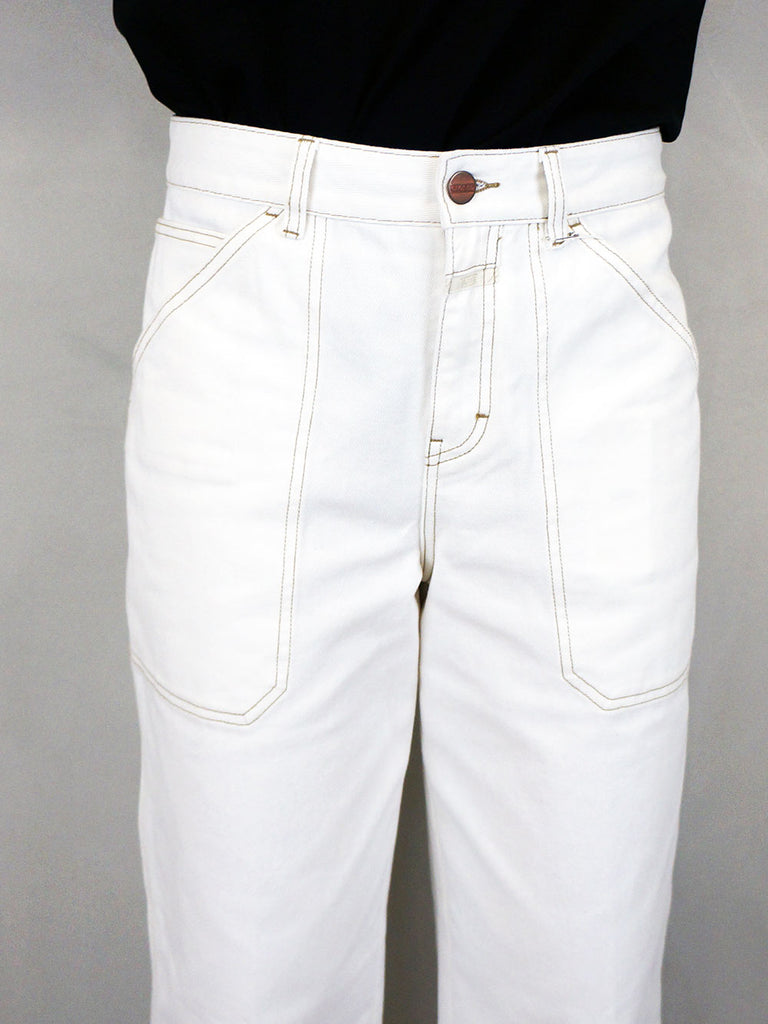Closed Leyton Ivory Jeans