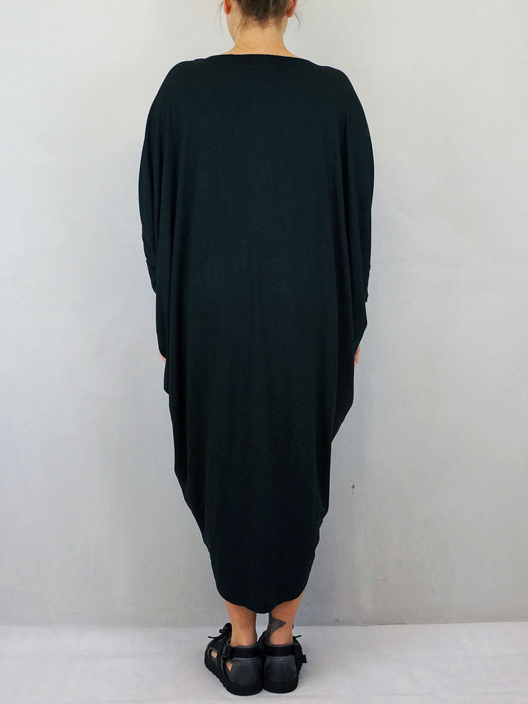 Liselotte Hornstrup Drape Dress