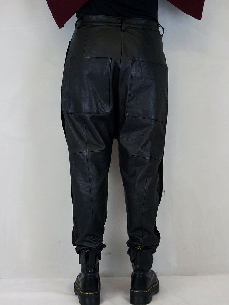 Rundholz 1480102 Leather Trousers