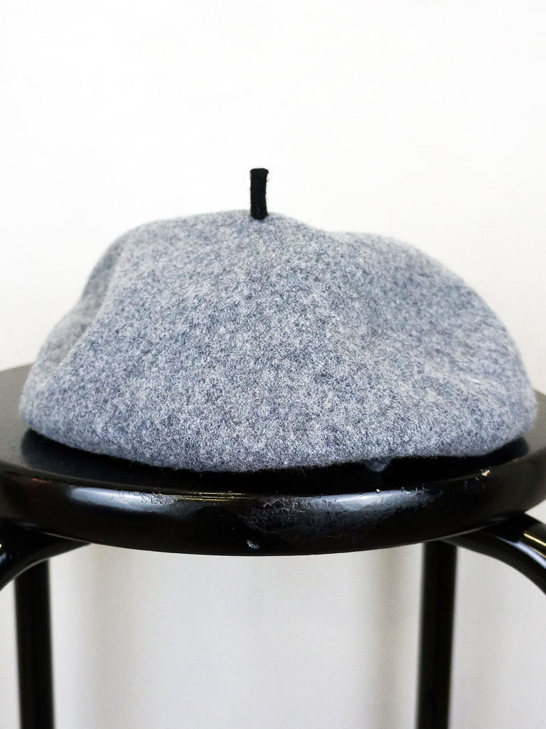 Kopka Felix Roll Up Beret Grey