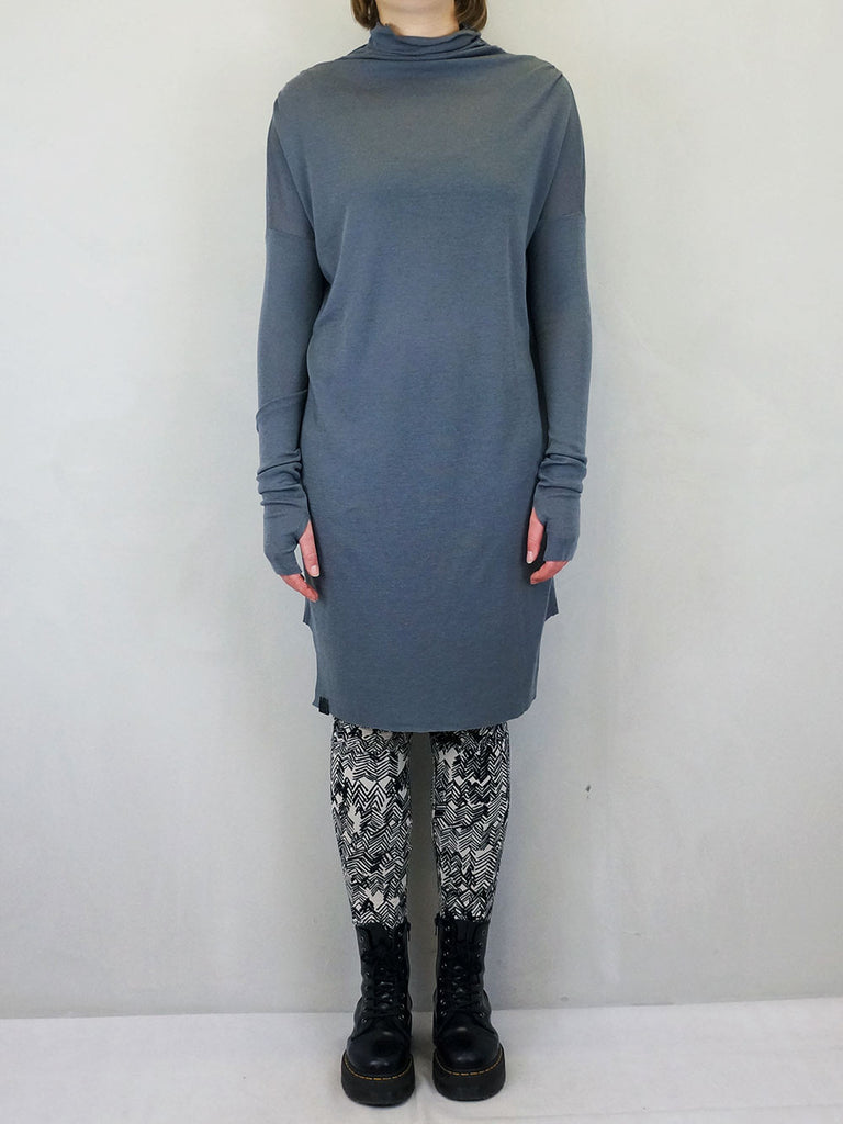 Liselotte Hornstrup Turtle Dress Grey