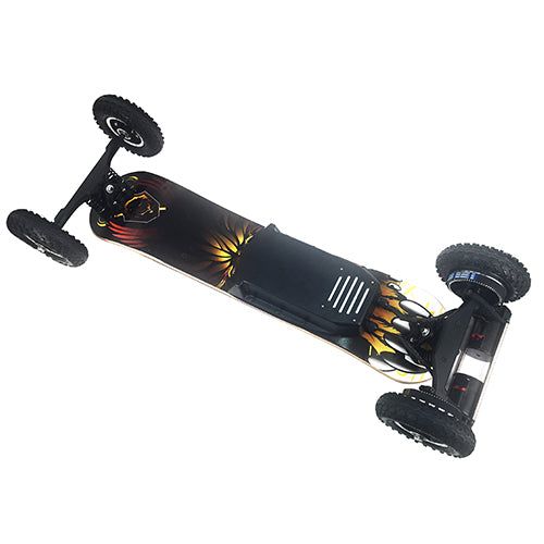 H2C-01 Belt-Off Road Double Drive Board 2 Shapes 40km/h