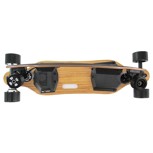 H2B-Dual 450W Hub Motor Longboard Intergrated Battery