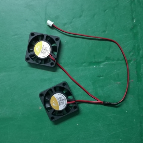 Gotway Monster cooling fan