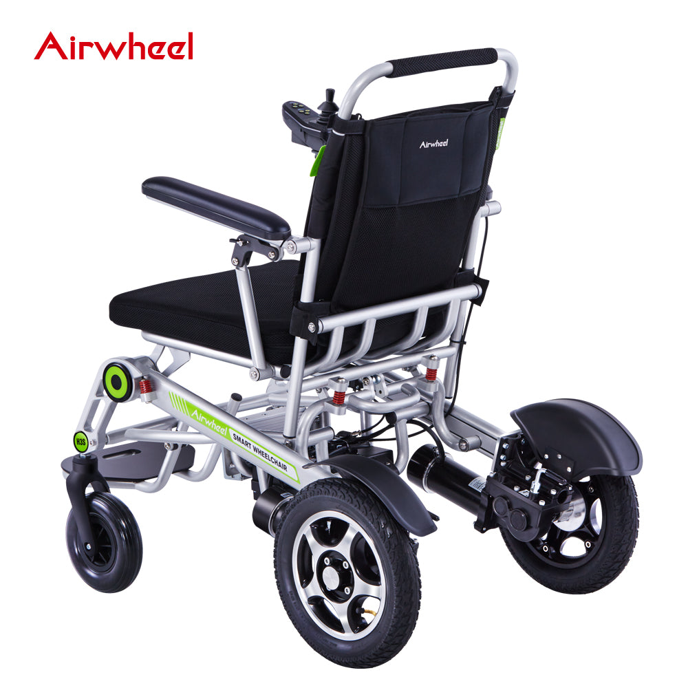 Airwheel H3T 2019 New Foldable Electric Wheelchair 524Wh  Automatic folding