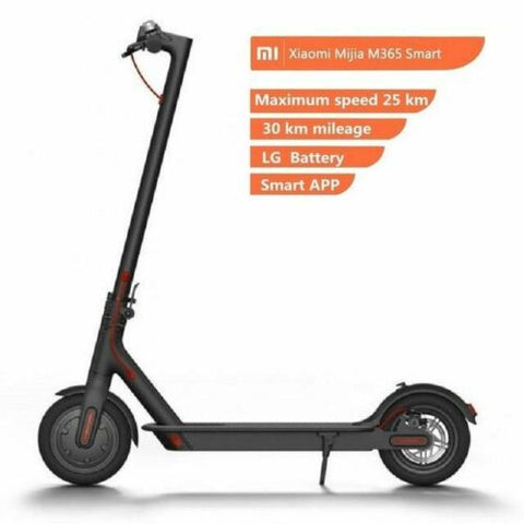 Xiaomi M365 electric kickscooter a new urban mobility experience