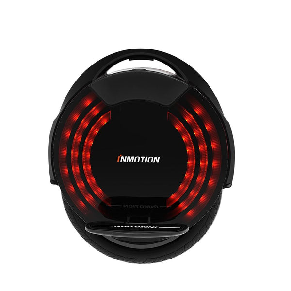 INMOTION V8F 16'' 518wh Electric Unicycle Black