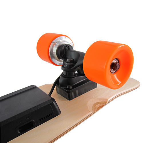 Small Flanged Fish Board Brushless 350W Motor 20km/h