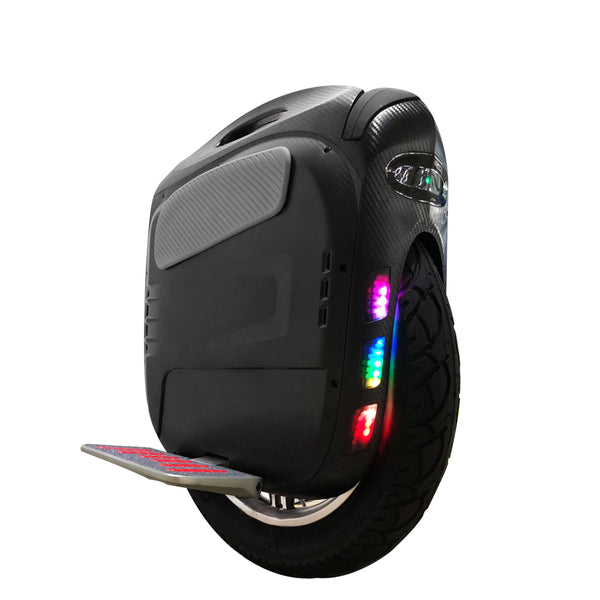 Gotway MSUPER X   Electric Unicycle Black