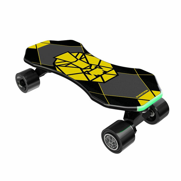 Swagtron NG3 Electric Skateboard Teens Smart Sensors Mini E-Cruiser Skateboard