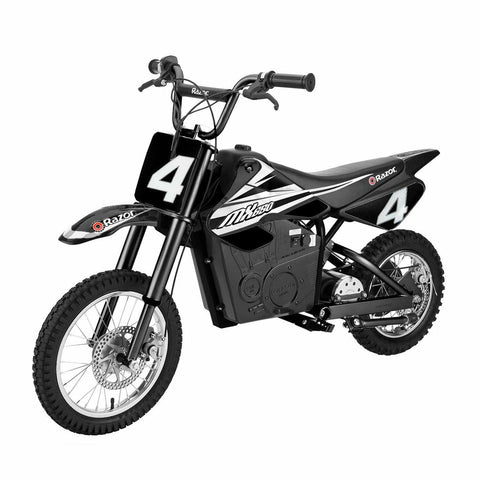 Razor MX650 17 MPH Steel Electric Dirt Rocket Motor Bike for Teens 16+