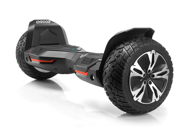 Gyroor Warrior the Toughest, Hardest and Smartest Off Road Hoverboard All  Tech