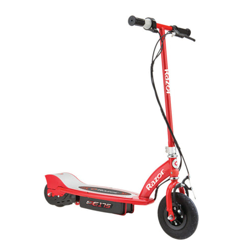 Razor E175 Kids Ride On 24V Motorized Battery Powered Electric Scooter Toy