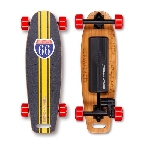 Benchwheel Pennyboard from US the best value