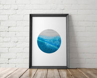 Modern Coastal Art Printables