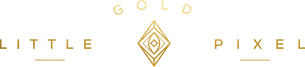 Little Gold Pixel