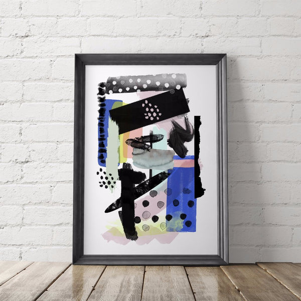 Modern Abstract Art Printable