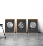 La Terre Earth Art Printable