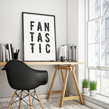 Fantastic Modern Farmhouse Art Printable - Little Gold Pixel
