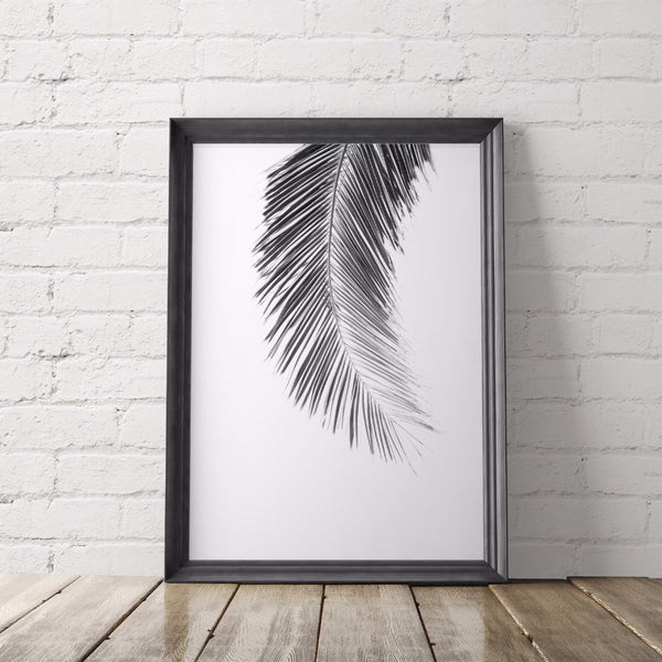 Palm Leaf Art Printable
