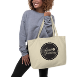 SMASH THE PATRIARCHY tote bag - Little Gold Pixel