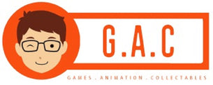(G.A.C) Games & Animation Collectibles