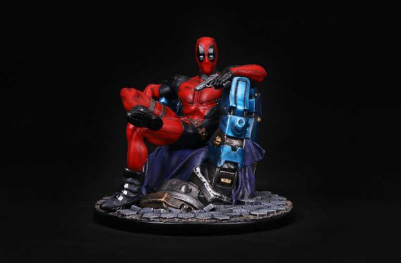 Iron Studio Marvel Deadpool Scale 1/6