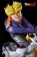 Soul Wing Studio Dragon Ball Trunks vs Frieza Scale 1/4