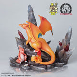 Winchester & Monkey GK Studio Charmander Evolution Family