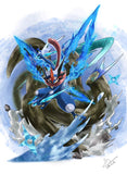 M5 Studio Mega Evolution Greninja (1763817324615)
