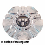 DUB Viper Wheel Center Cap 10100-15 Chrome NEW