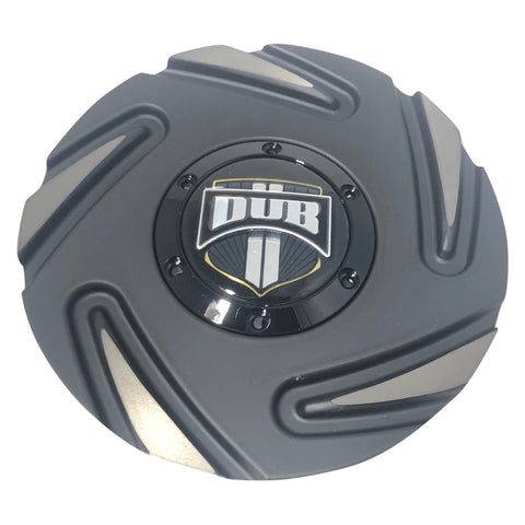 DUB Sleeper Wheel Center Cap Black with Machined Dark Tint M-962BK10 Aluminum