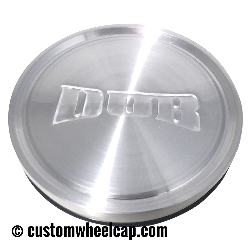 DUB Wheel Center Cap 1003-05-04M Machined Pop-In