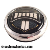DUB Center Caps, Dub wheel center caps