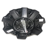Fuel Off Road Center Cap 1001-63GBQ 5 & 6 Lug GLOSS Black with Red Logo