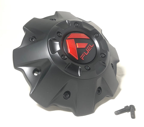 Fuel Center Cap Red