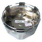 Fuel Off Road Center Cap 1003-48 Chrome Snap-In