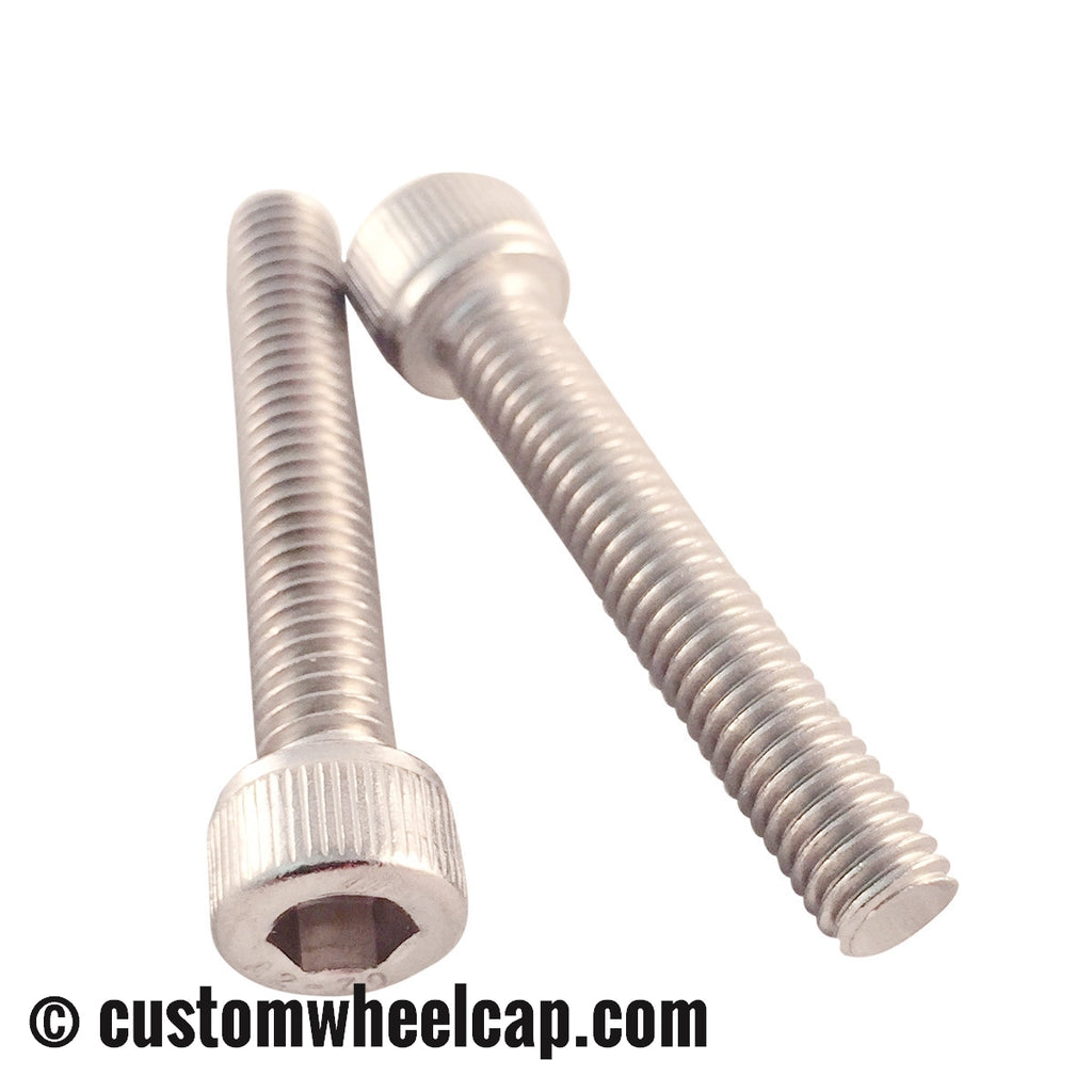Fuel Center Cap Screws