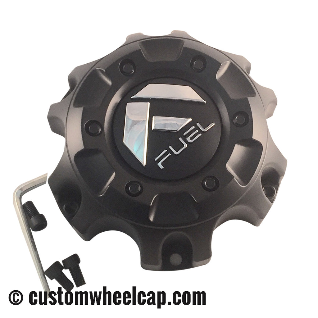 Foose Wheel Center Caps