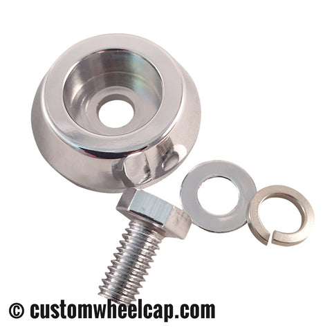 Jesse James Widow Custom Wheel Outer Bead Lock Bolt Screw Washer Assembly