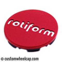 Rotiform Center Caps