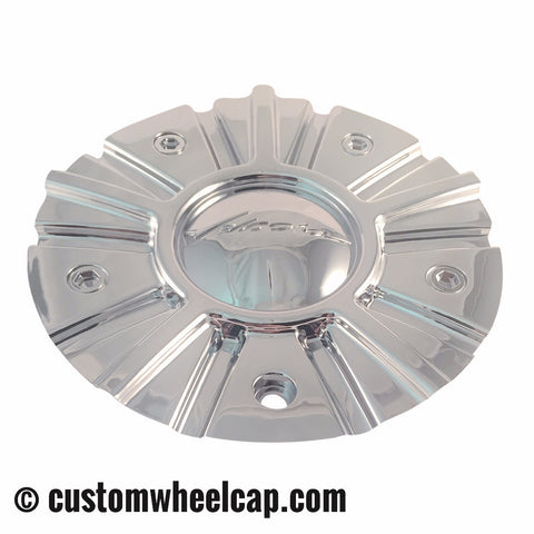 Veloche Tork Center Cap C10995C C00701CAP Chrome