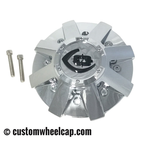 Vision Wheel Center Cap C420 CHROME