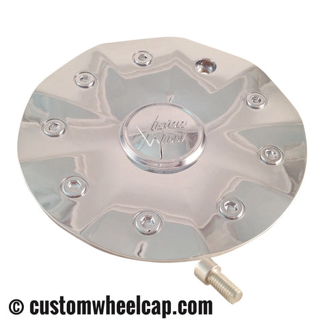 Vision Ambrosia Wheel Center Cap 90062295 Chrome