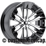 DUB X-Wang Wheel Center Cap 1000-48 Chrome