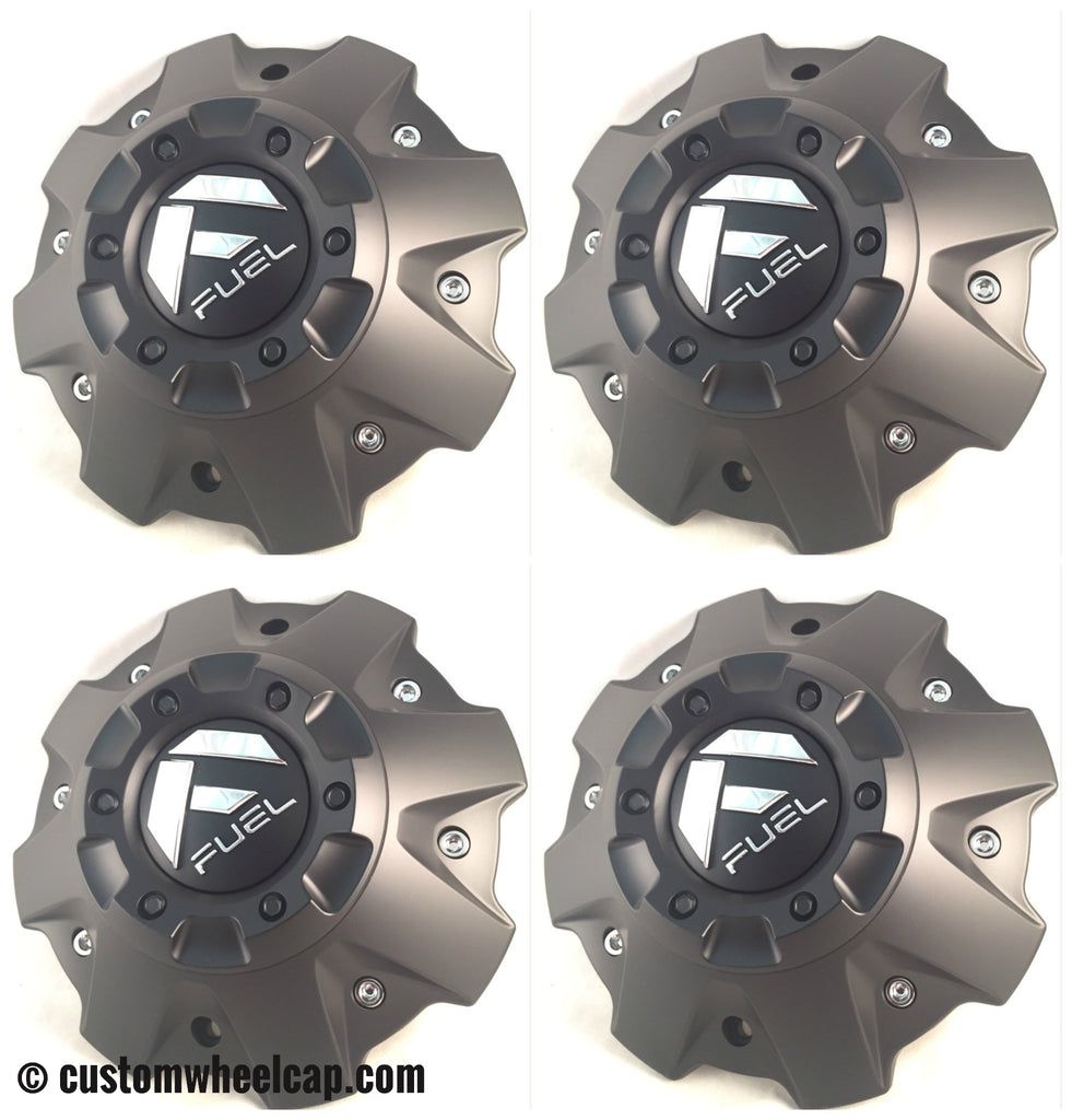 Fuel Offroad Center Caps 1001-63, Fuel Center Caps, fuel wheel center caps