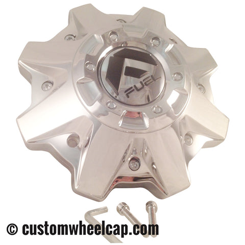Fuel offroad center caps, fuel wheel center caps, fuel center cap 1002 53 chrome