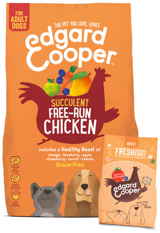 Edgard & Cooper Fresh Free run Chicken - HOUNDSONLINE