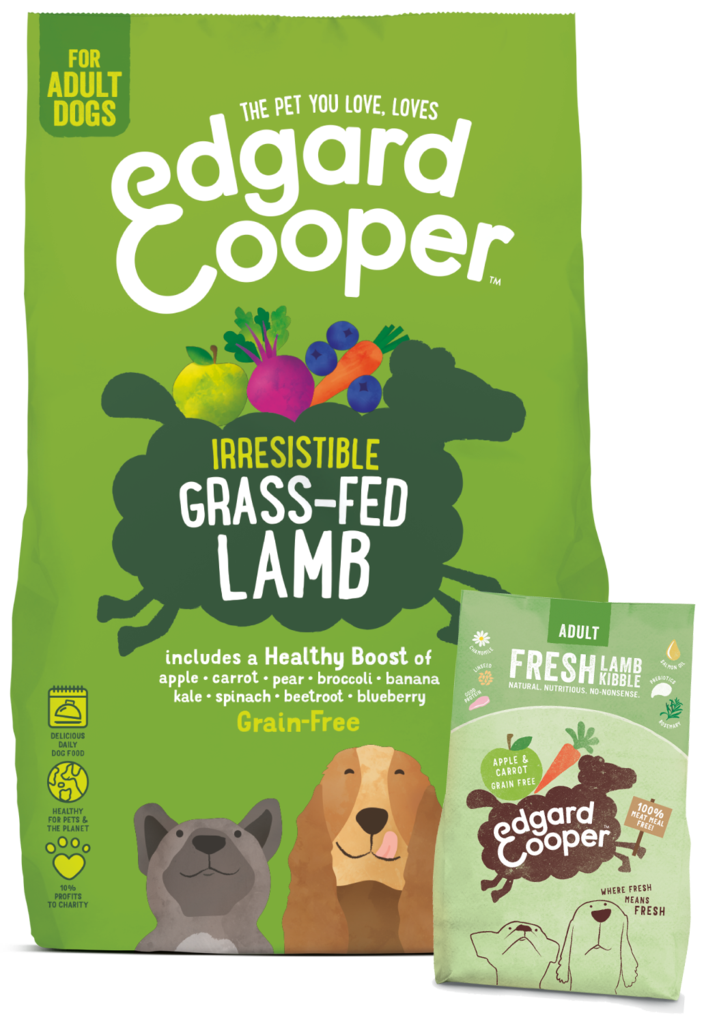 Edgard & Cooper Grass-fed Lamb - HOUNDSONLINE
